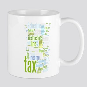 TaxWordle2 Mugs