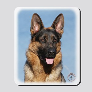 German Shepherd Dog 9Y554D-150 Mousepad