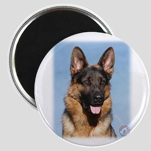 German Shepherd Dog 9Y554D-150 Magnet
