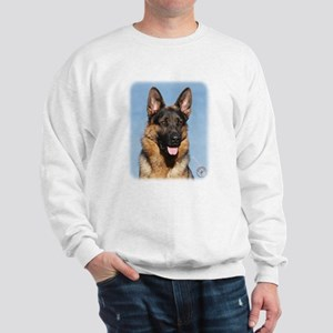 German Shepherd Dog 9Y554D-150 Sweatshirt