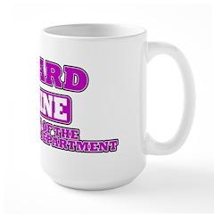 Wizard Online Large Mug