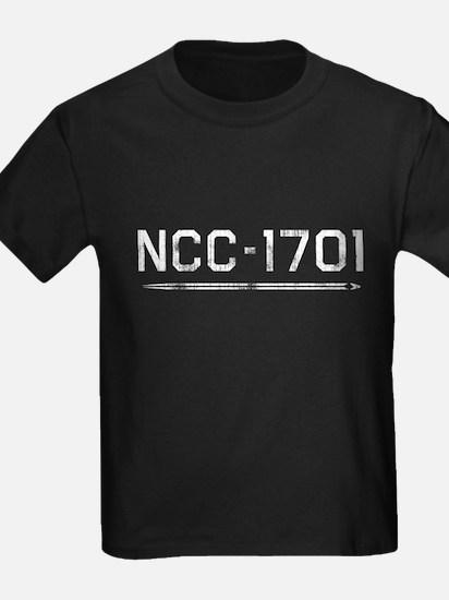 NCC-1701 (worn) T