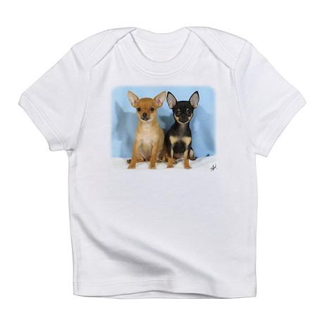 Chihuahuas 9W079D-011 Infant T-Shirt