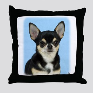 Chihuahua 9W092D-057 Throw Pillow