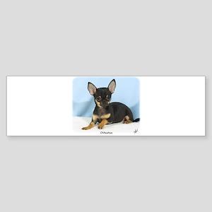 Chihuahua 9W079D-027 Sticker (Bumper)