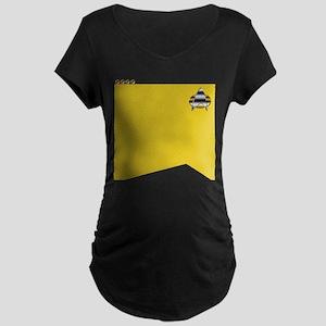 TNG Operations Uniform (Capt) Maternity Dark T-Shi