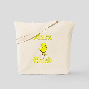 Marx Chick Tote Bag