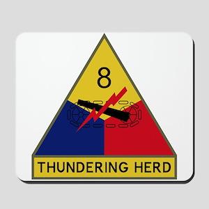 Thundering Herd Mousepad