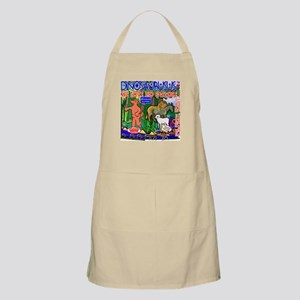 Big World Apron