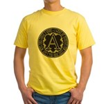 Athesim for Lent Yellow T-Shirt