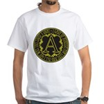 Athesim for Lent White T-Shirt