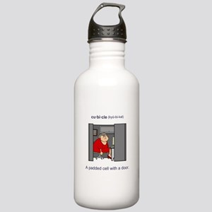 Cubicle (female) Stainless Water Bottle 1.0L