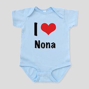 I heart Nona Body Suit
