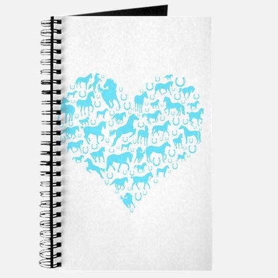Horse Heart Art Journal