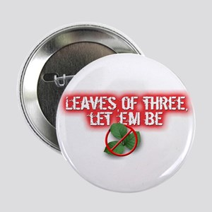 "Poison Ivy 2.25"" Button"