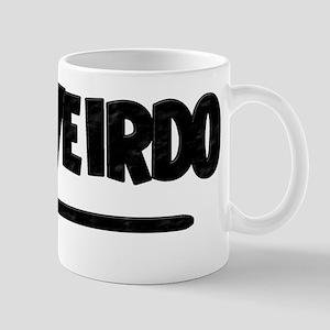 His Weirdo Mug