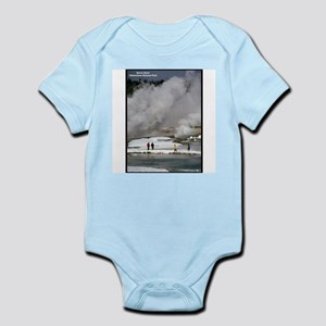 Yellowstone Norris Basin Infant Creeper