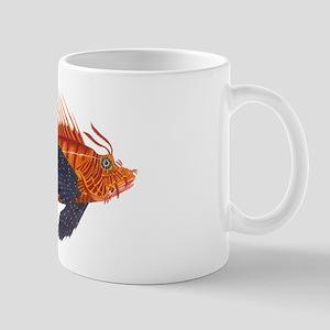 Lionfish, Genus Pterois Mug