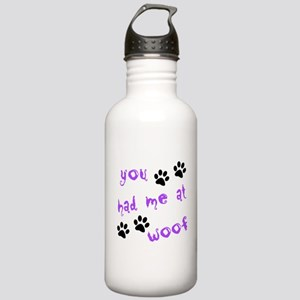 You Had Me At Woof Stainless Water Bottle 1.0L