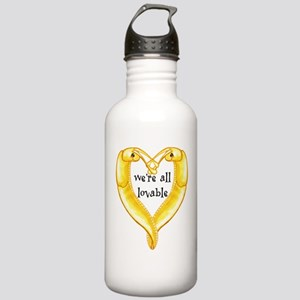 banana slug friends Stainless Water Bottle 1.0L
