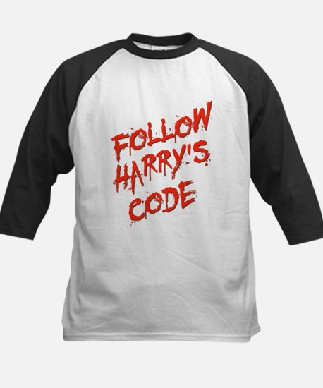 Follow Harry's Code Kids Baseball Jersey
