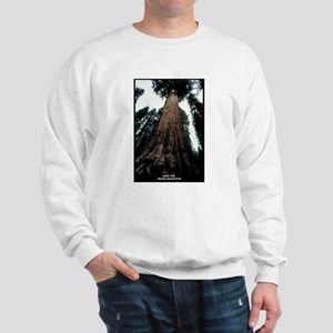 Sequoia National Park Tree (Front) Sweatshirt
