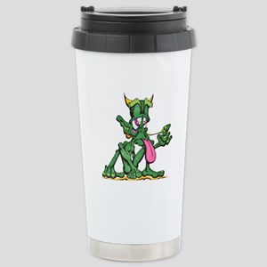 Snot-nosed Elf Stainless Steel Travel Mug