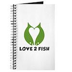 Love 2 Fish Journal