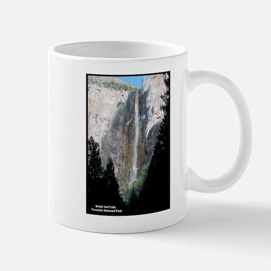 Yosemite Bridal Veil Falls Mug