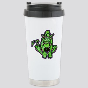 Leprechaun elf Stainless Steel Travel Mug