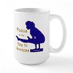 Gymnastics Mug - Focus
