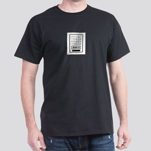 Calculator Dark T-Shirt