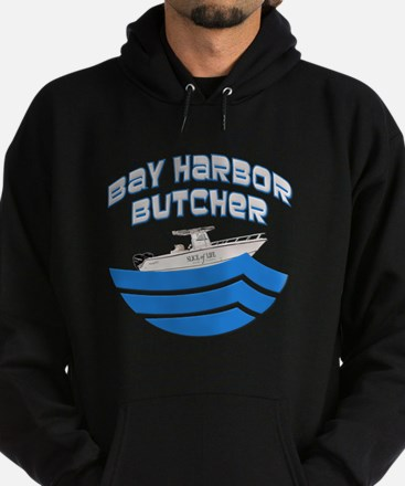 Bay Harbor Butcher Dexter Hoodie (dark)