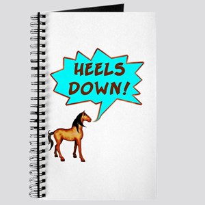 Heels Down with Horse Journal