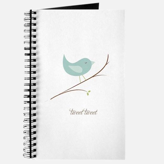 Tweet Bluebird Journal