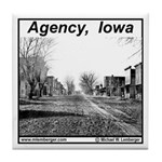 Early Agency Tile Coaster