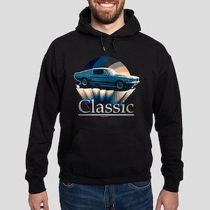 Ford mustang Hoodie (dark)