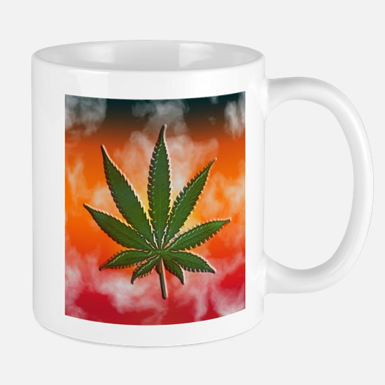 Pot Leaf Mug