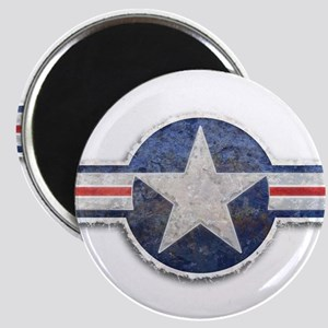 USAF US Air Force Roundel Magnet