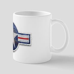 USAF US Air Force Roundel Mug