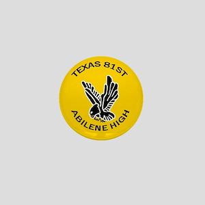 Abilene High TX 81'st JROTC Mini Button