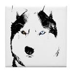 Siberian Husky Coasters Sled Dog Tile Coaster