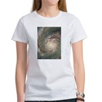The Galaxy Is in Your Hands Women's T-Shirt