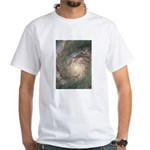 The Galaxy Is in Your Hands White T-Shirt