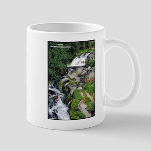 Mount Rainier Cascade Mug