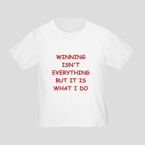 winner Toddler T-Shirt