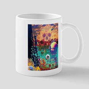 Alien Dawn Posters Mug