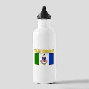 Yukon Territory Stainless Water Bottle 1.0L