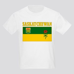 Saskatchewan Kids Light T-Shirt