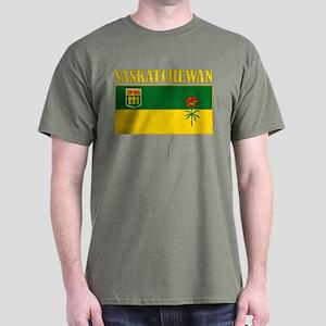 Saskatchewan Dark T-Shirt